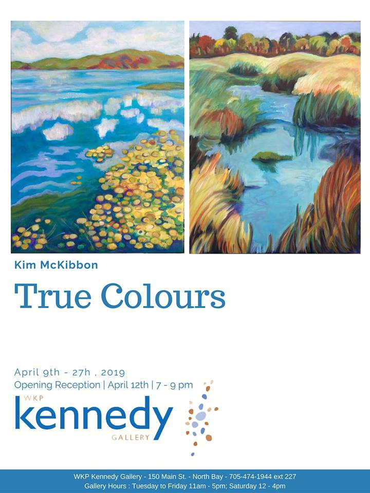 Kim McKibbon Solo Exhibition
