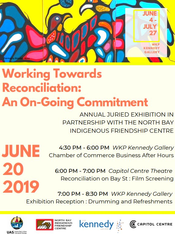 Indigenous Friendship Centre Juried Exhibition