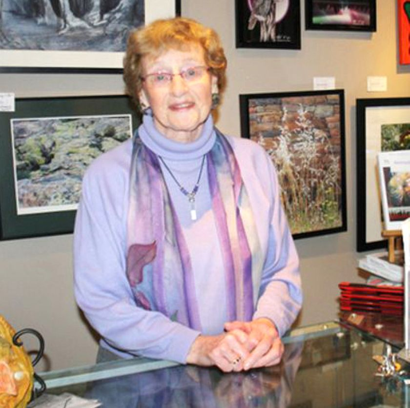 Gallery to Honour Past Staffer, Volunteer
