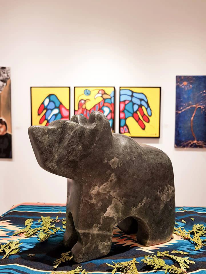 Indigenous Friendship Centre Annual Juried Exhibition