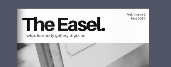 The Easel - Digizine